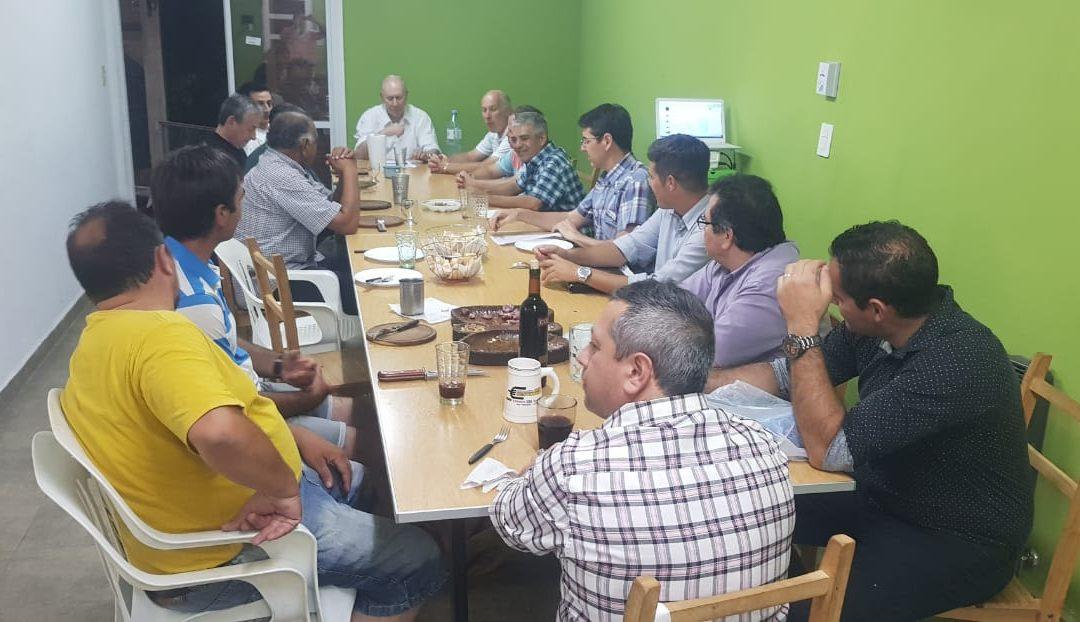 Reunion Zonal Rio Tercero
